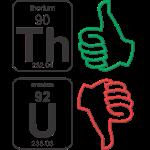 Thorium Uranium Thumbs