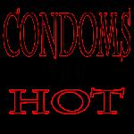 Condoms are Hot