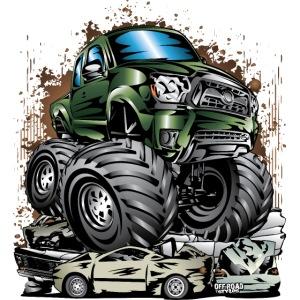Monster Truck Tacoma
