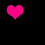 LOVE MY NH pink