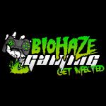 Biohaze Gaming Logo (2015)