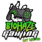 Biohaze Gaming Box Logo