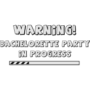 Bachelorette Party In Progess