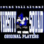 roundball varsity white