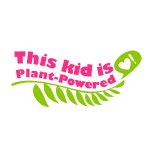 This Kid is Plant-Powered