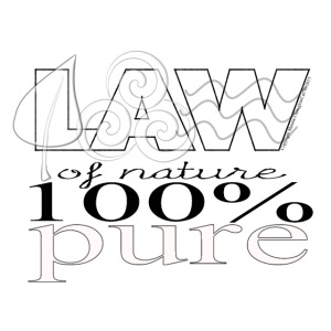 LAW of Nature 100% Pure