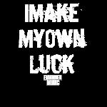IMakeMyOwnLuck Shirt Logo
