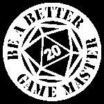 BaBGM Logo (White)