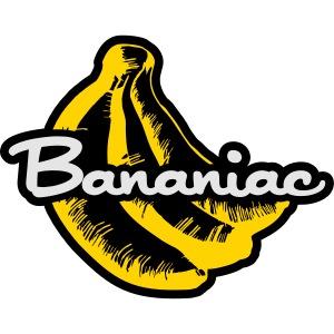 Bananiac Logo