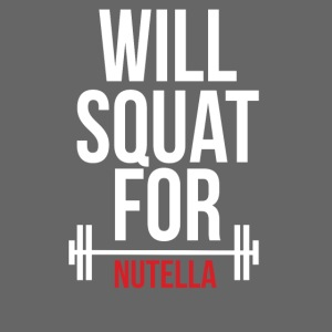 will squat for nutella png