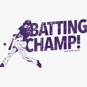 Batting Champ - Dark