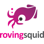 Purple Roving Squid Logo
