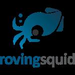 Roving Squid Blue Logo