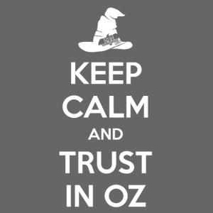 keep calm WHITE png