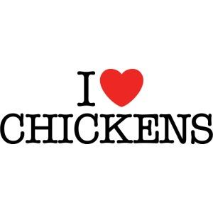 I heart chickens NY