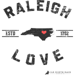 Raleigh Love Vintage T-Shirt.png