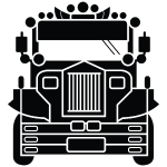 Filipino Jeepney by AiReal Apparel