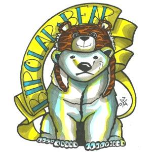 Bipolar Bear png