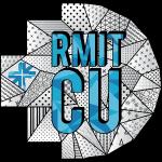 RMITCU Hoodie Logo - Blue