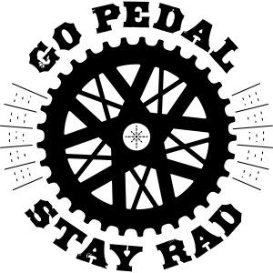 Go Pedal - Stay Rad