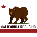 California Republic Bear