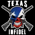 Texas Infidel Back