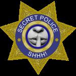 Secret Police Shhh!