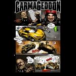 Carmageddon Comic #1