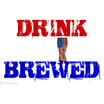 Drink Merica Brewed
