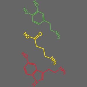 Psychoactive Molecules Tripsit Tshirt