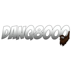DanQ8000 Logo with Beard May 2015 png