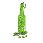 add more hops - white text