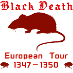 Black Death European Tour
