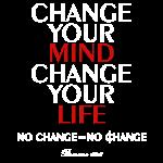 no change = no change whi