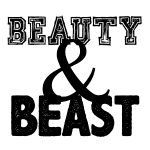 Beauty & Beast Gym Motivation