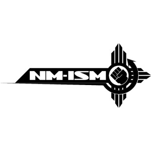 Black NM-ISM Logo