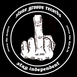 Stone Groove Records Screw em button