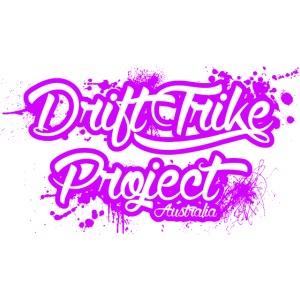 Drift Trike Project splatter purple png