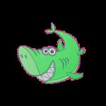 Green Shark