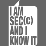 I'm sec(c) and I know it