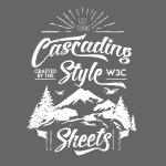 CSS-Shirt (white) v2