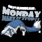 Monday - Blue