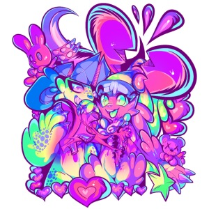 Koroba Candy Gore Womens T Shirt Gullacass Deviantart is the world's largest online social my first furry oc really suits candy gore~ follow my tumblr for more: koroba candy gore womens t shirt