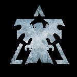 Frozen Terran Logo SC2