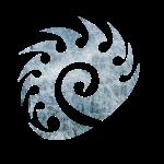 Frozen Zerg Logo SC2