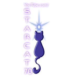 YouTube StarCat70 Design large png