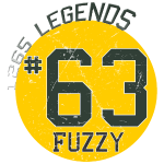 1265 Legends #63 Fuzzy