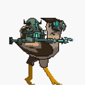 greenBird png