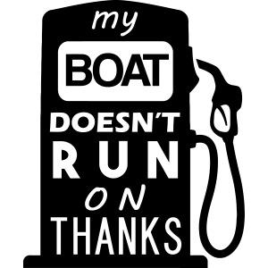 Boat Run On Thanks