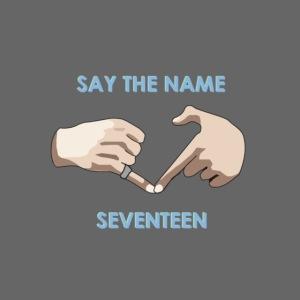 Say The Name Seventeen